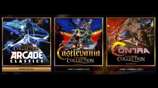Konami's Castlevania And Contra Coming To Modern Consoles