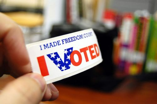 Asking how your friends will vote could increase polling accuracy