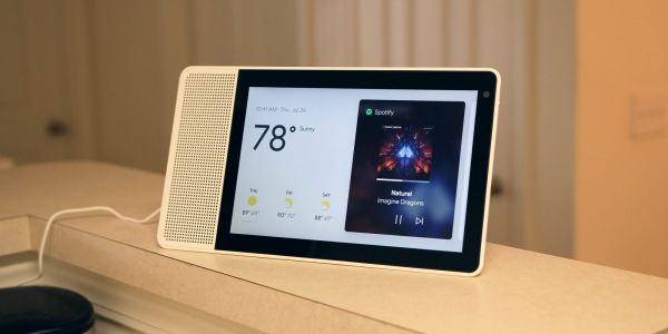 Lenovo already rolling out 'Home View' and other Google Home Hub features to its Smart Displays