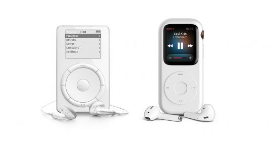 Nostalgic concept imagines case that turns your Apple Watch into an original iPod