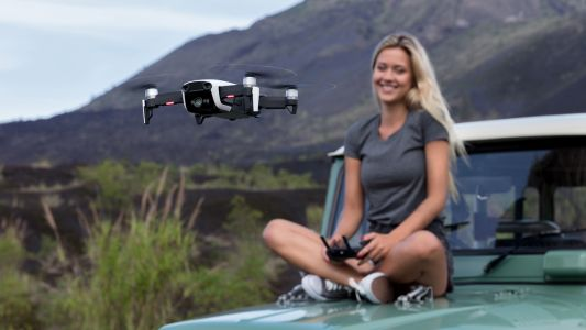 Save up to $160 with DJI's Black Friday special offers
