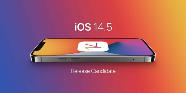 Apple releases iOS 14.5 RC to developers and public beta users