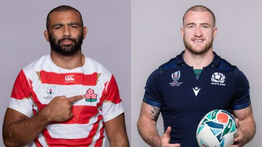 Japan vs Scotland live stream: how to watch today's Rugby World Cup 2019 match from anywhere