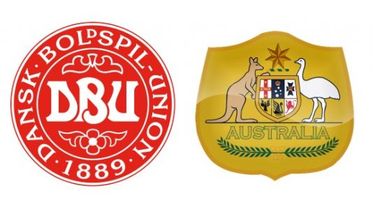 Denmark vs Australia live stream: how to watch today's World Cup match online