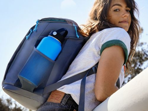 The new LifeProof Cooler Backpack holds 24 cans of your favorite beverage