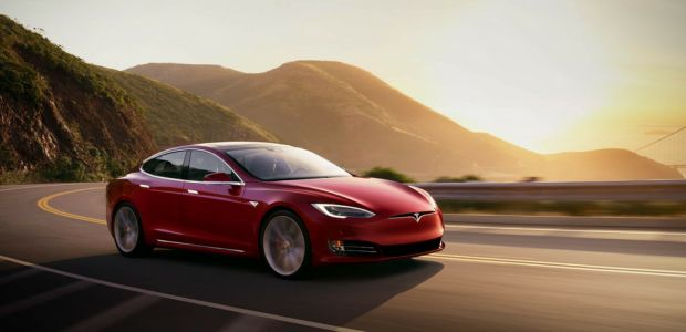 Tesla Vehicle Bursts Into Flames, Company Calls It 'An Extraordinarily Unusual Occurrence'