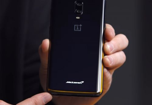 OnePlus 6T McLaren Edition handset gets unboxed
