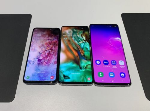Samsung Galaxy S10, S10+, and S10e hands-on: Samsung is slowly getting better