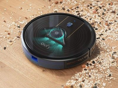Eufy's $200 RoboVac 15C keeps your floors clean so you don't have to