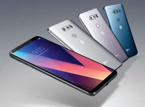 New LG V40 Is Apparently Codenamed Storm