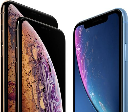 IPhone XS and XS Max Have 4GB of RAM, XR Has 3GB; XS Max and XR Have Larger 3,174 and 2,942 mAH Batteries