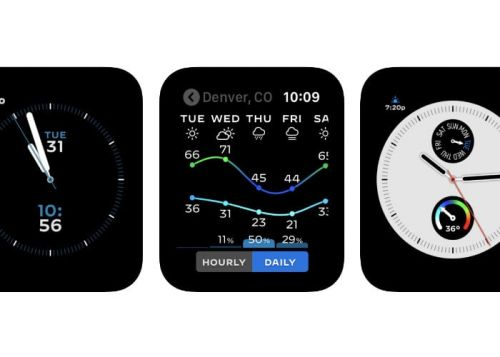 Watchsmith app lets you add new features to your Apple Watch