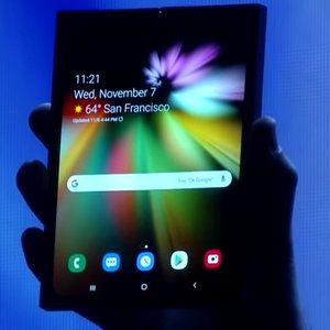 How will Samsung price its foldable phone?