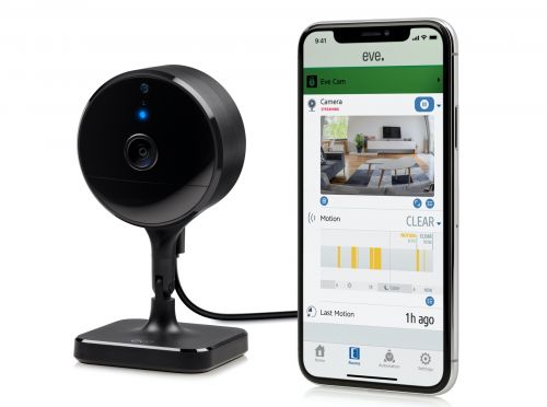 Eve Cam With HomeKit Secure Video Now Available for Purchase