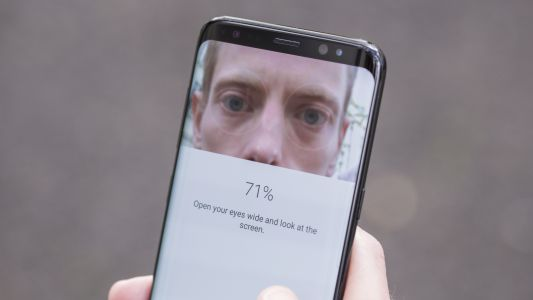 Samsung Galaxy S9 could have a better iris scanner and two SIM slots