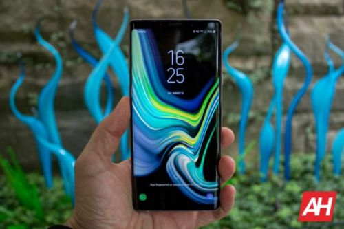 Samsung Says No One UI 2.1 Update For The Galaxy S9 And Note 9