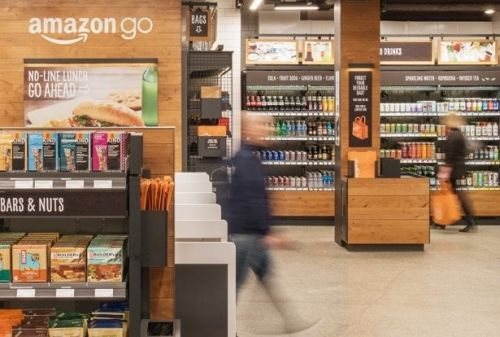 Amazon Opens Its Cashier-Less Store In San Francisco