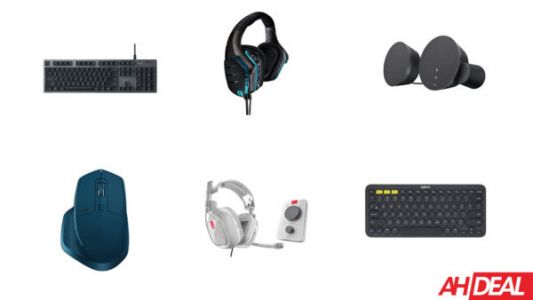 Amazon Is Discounting Logitech's Most Popular Products Today