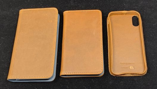 Review: Pad and Quill Bella Fino and Traveler Cases for the iPhone XS and XS Max