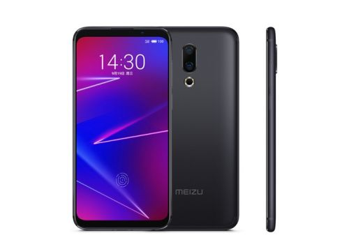 Meizu 16X Smartphone Gets Official