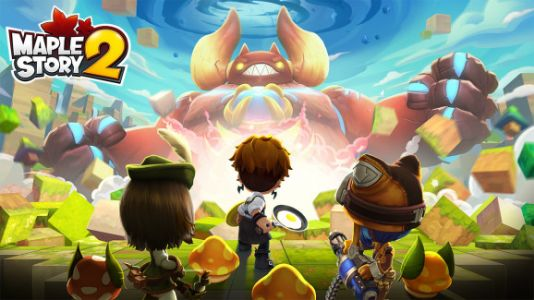 MapleStory 2 hits 1 million downloads