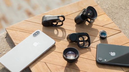 Olloclip launches Connect X lens clips for iPhone XS, XS Max, and XR, works with 10 lenses