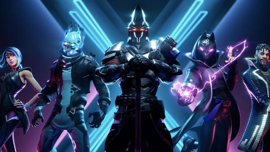 Fortnite's classic map has been swallowed by a black hole ahead of season 11