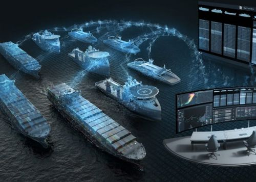Rolls-Royce and Intel partner to build autonomous ships
