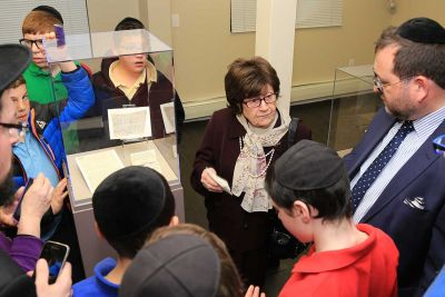 In Brooklyn, a Different Kind of Holocaust Museum