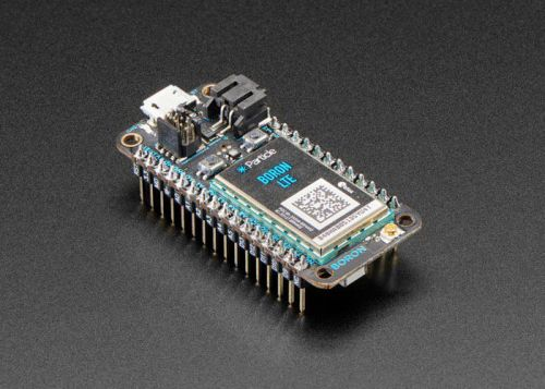 Particle Boron LTE nRF52840 with Mesh and LTE cellular modem arrives at Adafruit