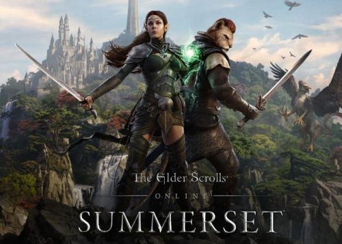 5 Major Changes Arriving With Elder Scrolls Online Summerset Expansion