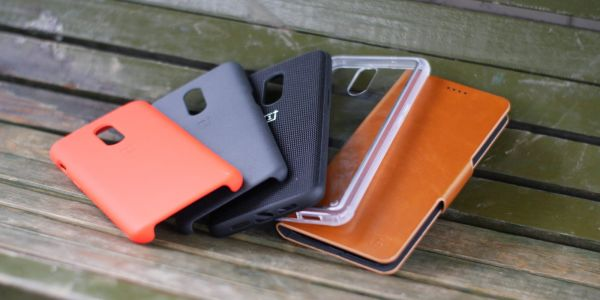 Friday 5: Some great OnePlus 6T case options