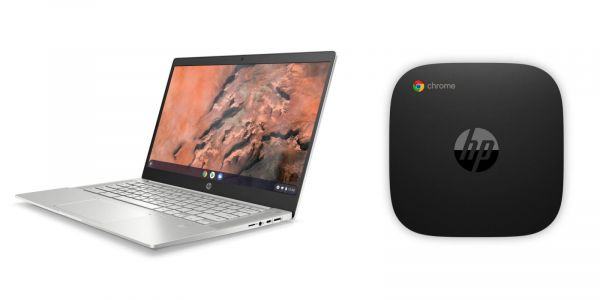 HP announces Chromebox G3 and AMD-powered Pro c645 Chromebook for enterprise