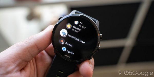 Wear OS weather alerts appearing in different languages