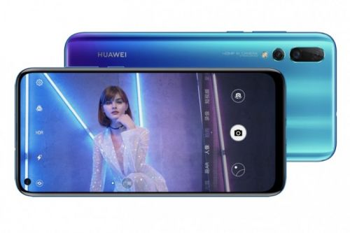 Huawei Nova 4 unveiled, features 48 megapixel camera