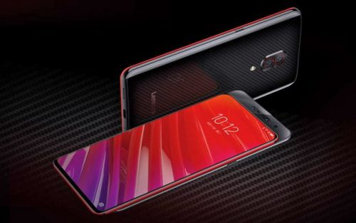 Lenovo Z5 Pro GT features 12GB of RAM, SD 855, hidden front-facing cameras