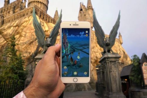 Take a walk and unlock Portkeys in Harry Potter: Wizards Unite
