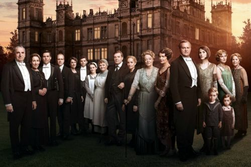 Why Downton Abbey Was The Frummest Show On Television