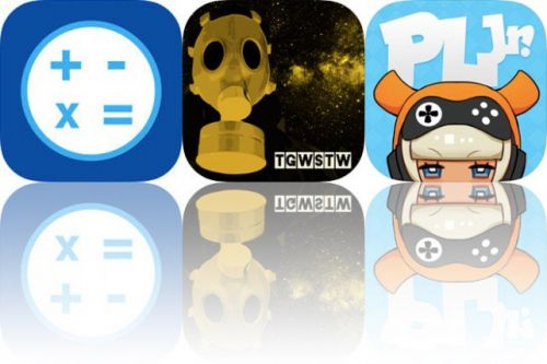 Today's Apps Gone Free: Financial Calculator, The Girl Who Sold the World and Piczle Lines Jr