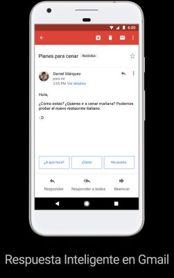 Google Adds Spanish Support To Gmail's Smart Reply Feature