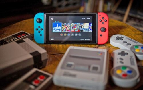 The Nintendo Switch May Get Some new SNES games