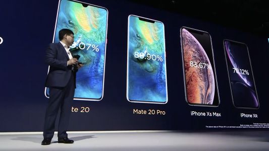 Huawei Mate 20 Pro and Mate 20 announced