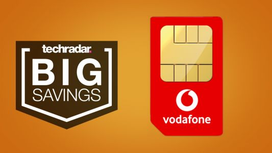 Get 60GB of data with these Vodafone SIM only deals from only £8.50 per month