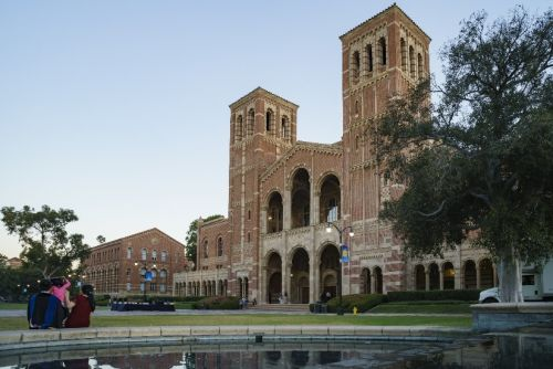 Someone Tore Down the Mezuzah of UCLA's Jewish Student President. Read Her Powerful Response