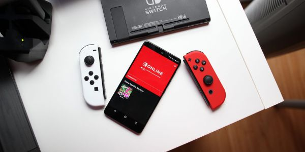 Nintendo Switch Online app updated to make voice chat less horrible