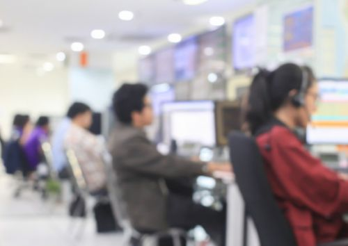 Reimagining the contact center with bots, AI, and the gig economy