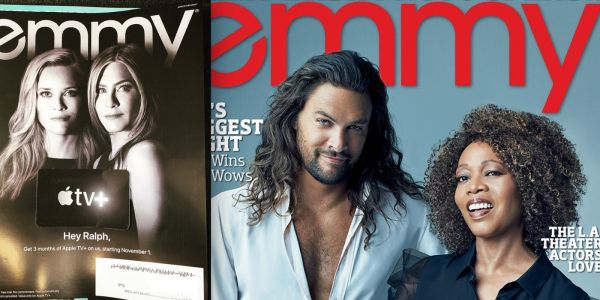 Apple TV+ execs say 'See' will be as epic as 'Game of Thrones', free three month trial voucher in Emmy Magazine