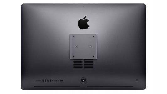 IMac Pro VESA Mount Kit sold separately, installed by user