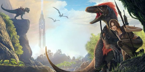 'ARK: Survival Evolved' dinosaur survival game launches on Android, free to play