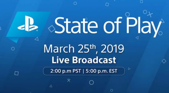 Sony To Unveil New Games During State Of Play Broadcast Tomorrow